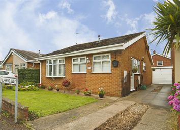 Thumbnail 2 bed detached bungalow for sale in Polperro Way, Hucknall, Nottinghamshire
