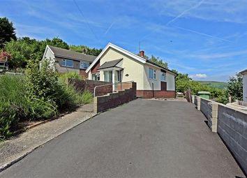 Thumbnail 2 bed detached bungalow for sale in Tonteg Close, Tonteg, Pontypridd