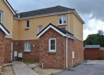 Thumbnail 3 bedroom property to rent in Fforest Fach, Tycroes, Ammanford