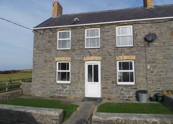 Thumbnail 3 bedroom property to rent in 1 Ocean View Cottage, Clarach, Aberystwyth