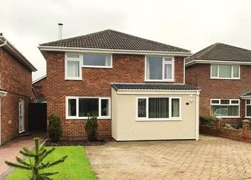 Thumbnail 4 bed detached house for sale in Ashwood Drive, Stokesley, Middlesbrough