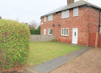 Thumbnail 3 bed semi-detached house to rent in Sycamore Crescent, Eston, Middlesbrough