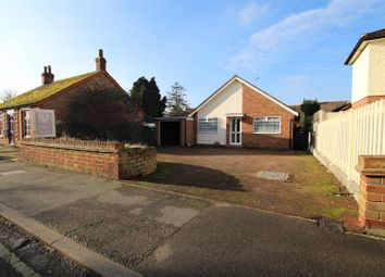 Thumbnail 2 bed detached bungalow for sale in Silver Road, Burnham-On-Crouch