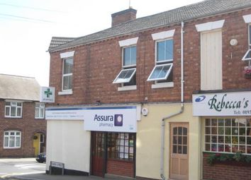Thumbnail 2 bed flat to rent in Queen Street, Wellingborough