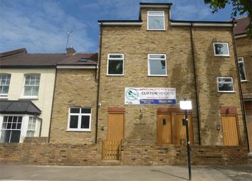 Thumbnail 3 bed flat for sale in Clifton Road, Isleworth, London