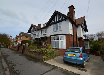 Thumbnail 2 bed flat for sale in 48 Holbeck Avenue, Scarborough, North Yorkshire
