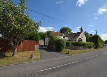 Thumbnail 4 bed detached house for sale in Lower Moor Road, Colerton