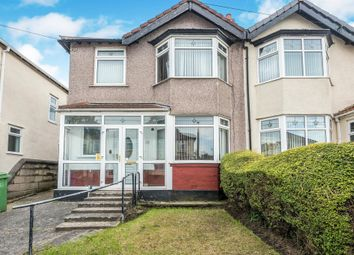 Thumbnail 3 bed semi-detached house for sale in Larkfield Road, Aigburth, Liverpool