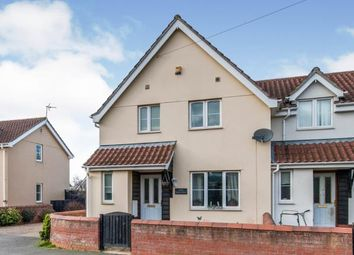 Thumbnail 3 bed semi-detached house for sale in Badwell Ash, Bury St. Edmunds, Suffolk