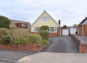 Thumbnail 4 bed detached bungalow for sale in Saunders Way, Derwen Fawr, Swansea