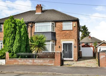 Thumbnail 3 bed semi-detached house for sale in Fulmar Drive, Sale, Greater Manchester