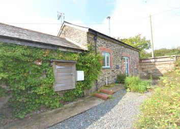 Thumbnail 1 bed semi-detached house to rent in Trebullett, Launceston