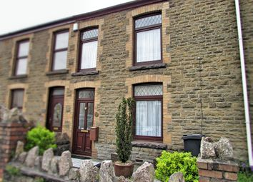 Thumbnail 3 bedroom terraced house for sale in Christopher Road, Neath, Neath Port Talbot.