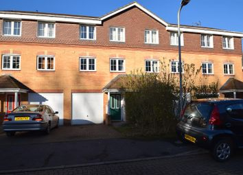 Thumbnail 3 bed town house to rent in Ruskin, Caversham, Reading