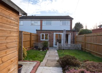 Longcroft Road, Kingsclere, Newbury RG20. 3 bed end terrace house for sale