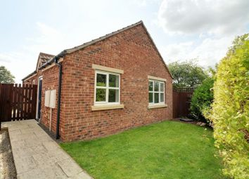 Thumbnail 2 bed detached bungalow to rent in Greyfriars Close, Scunthorpe