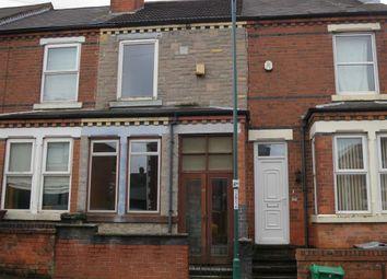Thumbnail 2 bedroom terraced house for sale in St Bartholomews Road, Thorneywood, Nottingham
