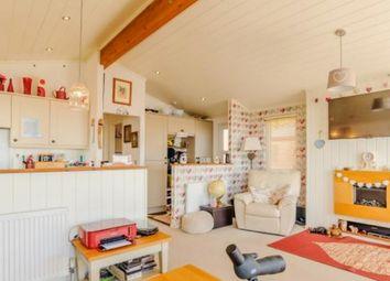 Thumbnail 2 bed lodge for sale in Azure Seas Caravan Park, Corton