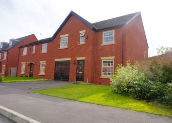 Thumbnail 4 bed detached house for sale in Taunton Way, Retford
