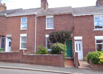 Thumbnail 2 bed terraced house to rent in Newcombe Street, Exeter