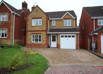 Thumbnail 4 bedroom detached house for sale in Dowding Close, Chipping Sodbury, Bristol