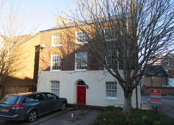 Thumbnail 2 bed flat to rent in High Street, Fordington, Dorchester