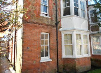 Thumbnail 1 bed flat to rent in Richmond Avenue, Bognor Regis, West Sussex.