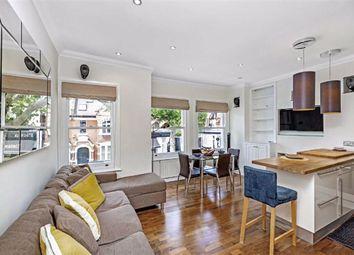 Thumbnail 3 bed flat to rent in Wandsworth Bridge Road, Fulham, London