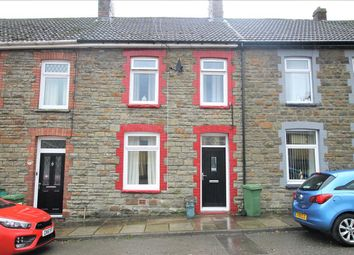 Thumbnail 3 bed terraced house for sale in Tylcha Fach Terrace, Coedely, Porth
