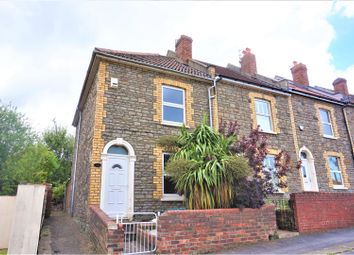 Thumbnail 2 bed end terrace house for sale in Poplar Road, Bristol