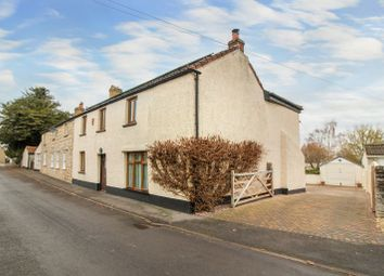 Thumbnail 5 bed semi-detached house for sale in Church Street, Woolavington, Bridgwater
