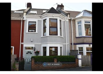 Thumbnail 5 bed terraced house to rent in Ashgrove Road, Bedminster, Bristol