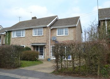 Thumbnail 4 bed detached house to rent in King Edgar Close, Ely