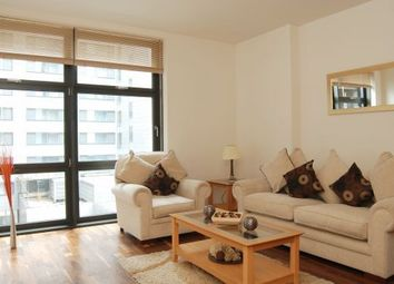 Thumbnail 1 bed flat to rent in South Quay Plaza, Canary Wharf - E14,