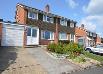 Thumbnail 3 bed semi-detached house for sale in Lalebrick Road, Plymouth, Devon