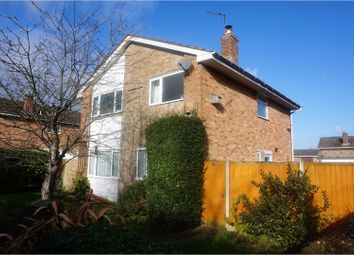 Thumbnail 4 bedroom detached house for sale in Robin Way, Chipping Sodbury