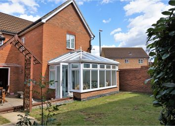 Thumbnail 3 bed detached house for sale in Manisty Court, Sittingbourne