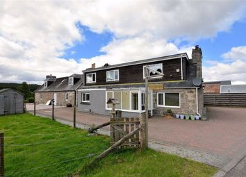 Thumbnail 3 bedroom semi-detached house for sale in Tomintoul Road, Grantown-On-Spey
