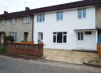 Thumbnail 4 bed terraced house for sale in Tosson Close, Southampton