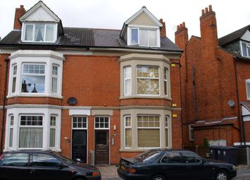 Thumbnail 6 bed block of flats for sale in Knighton Road, Leicester