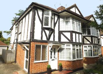 Thumbnail 2 bed flat to rent in Aboyne Drive, London
