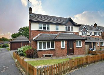 Thumbnail 4 bed detached house for sale in Hendre Court, Henllys, Cwmbran