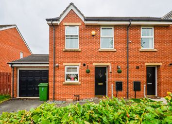 Thumbnail 3 bed semi-detached house for sale in Rona Gardens, Stockton-On-Tees
