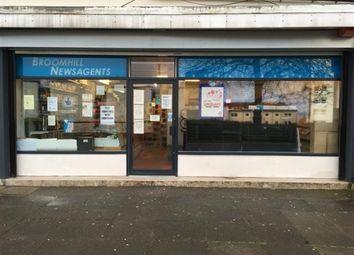 Thumbnail Retail premises for sale in Greenock, Renfrewshire
