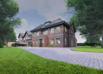 Thumbnail 5 bed detached house for sale in Melton Road, West Bridgford, Nottingham