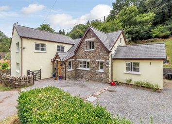 Thumbnail 5 bed detached house for sale in Trellech Road, Chepstow, Monmouthshire
