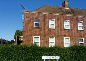 2 bed maisonette for sale in Kings Road, Basingstoke, Hampshire RG22