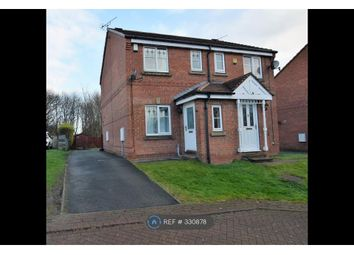 Thumbnail 2 bedroom semi-detached house to rent in Mill Beck Approach, Leeds