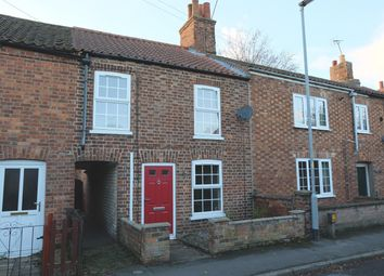Thumbnail 2 bedroom terraced house to rent in Foundry Street, Horncastle, Lincolnshire