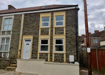 Thumbnail 2 bedroom end terrace house for sale in Maldowers Lane, St. George, Bristol